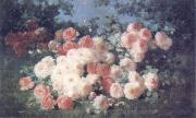 unknow artist Flowers oil painting reproduction