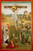 unknow artist Crucifixion oil painting reproduction