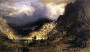 A Storm in t he Rocky Mountains,Mt,Rosalie