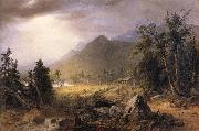 Asher Brown Durand The First Harvest in the Wilderness oil painting reproduction