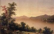 Casilear John William View on Lake George oil painting