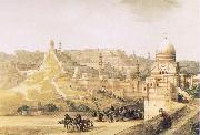 The Citadel of Cairo