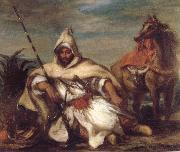 A Moroccan from the Sultan-s Guard