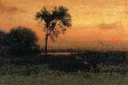 George Inness Sunrise oil painting reproduction