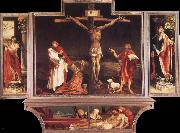 Grunewald, Matthias Crucifixion oil painting reproduction