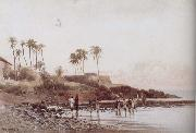 Old Portuguese Fort near Bombay