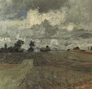 Levitan, Isaak Sturmischer days