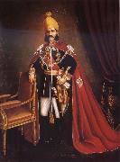 Nawab Sir Mahbub Ali Khan Bahadur Fateh Jung of Hyderabad and Berar