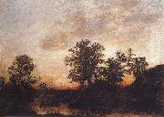 Ralph Blakelock After sundown