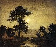 Ralph Blakelock Moonlight