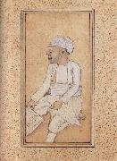 A Portrait of Mohan Lal Diwan of William Fraser