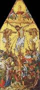 unknow artist The Crucifixion of Christ oil painting reproduction