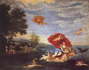 Albani  Francesco The Rape of Europa oil painting