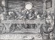 Albrecht Durer THe Last supper oil painting reproduction