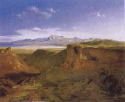 Carl Rottmann Sicyon and Corinth oil painting reproduction