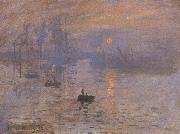 Impression-sunrise
