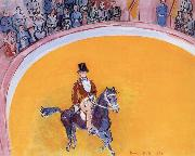 Dufy Raoul Le Cirque oil painting