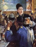 Edouard Manet Corner of a Cafe-concert oil painting reproduction