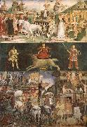 Francesco del Cossa The month March oil painting