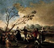 Dance of the Majos at the Banks of Manzanares