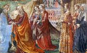 Detail of Visitation
