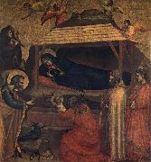 Nativity,Adoration of the Shepherds and the Magi