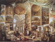 Giovanni Paolo Pannini Roma Antica oil painting