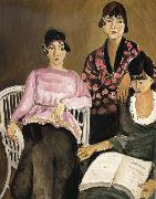 Henri Matisse The Three Sisters