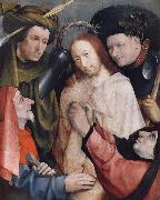 Heronymus Bosch Christ Mocked and Crowned with Thorns oil painting