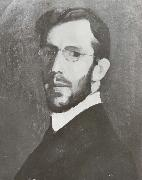 Hugh Ramsay Self-Portrait oil painting