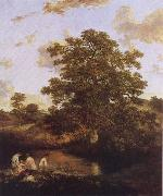 John Crome The Poringland Oak