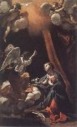 LANFRANCO, Giovanni Annunciation oil painting reproduction