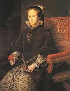 Queen Mary Tudor of England