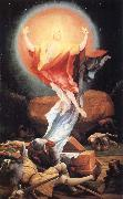 Matthias Grunewald The Resurrection,from the isenheim altarpiece oil painting