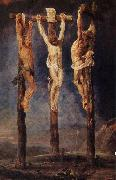 RUBENS, Pieter Pauwel The Three Crosses oil painting reproduction