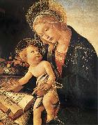 Sandro Botticelli The Madonna of the premonition