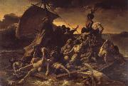 Theodore Gericault The raft of the Meduse