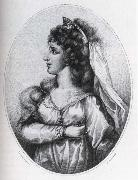 Sarah Siddons in the Grecian Daughter