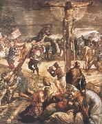 Tintoretto Crucifixion oil painting reproduction