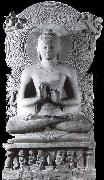 Teaching Buddha from Sarnath