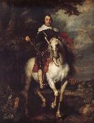 Anthony Van Dyck Reiterbidnis the Francisco served de Mancada oil painting reproduction