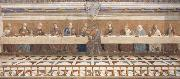 Domenico Ghirlandaio The communion oil painting reproduction