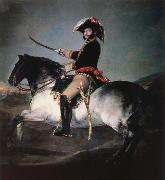 Francisco de Goya General Palafox oil painting artist