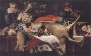 Frans Snyders Kuchenstuck oil painting reproduction