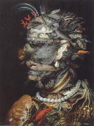 Giuseppe Arcimboldo Museum art historic the water