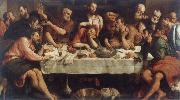 Jacopo Bassano The last communion oil painting reproduction