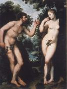 Peter Paul Rubens Adam and Eve oil painting reproduction