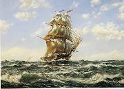 unknow artist Seascape, boats, ships and warships. 114