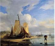 unknow artist Seascape, boats, ships and warships. 45