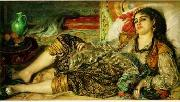 unknow artist Arab or Arabic people and life. Orientalism oil paintings  268